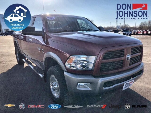 Pre-Owned 2011 Dodge Ram 3500 Outdoorsman